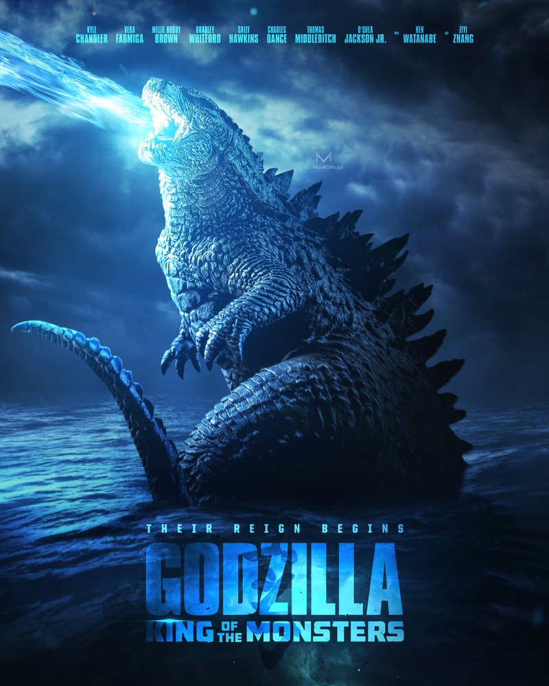Godzilla 2 : King of the Monsters