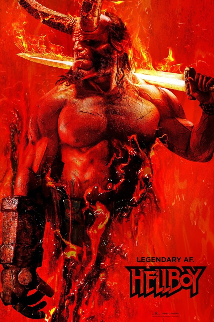 Hellboy 3 - Rise of the Blood Queen